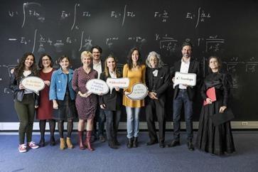 """""""Nenes, dones i ciència"""" seminar"""